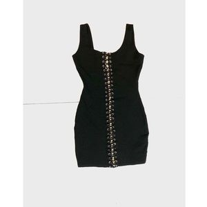 Windsor Chain Link Bodycon Dress